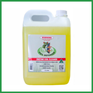 coil defender enzyme cleaner 5lt